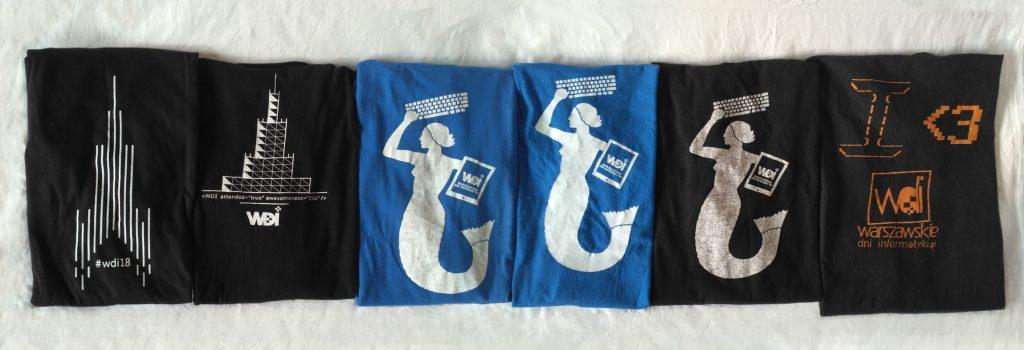 Koszulki WDI